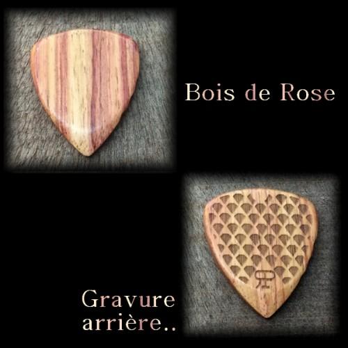 Bois de rose 3 modèles au choix