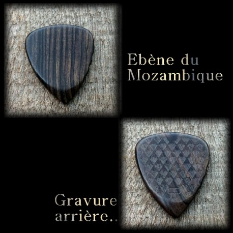 1X Mozambic Ebony 3 models to choose
