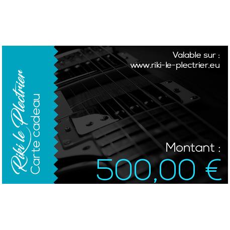 Gift Card-500