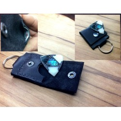 1x Leather pouch / 2 colors to choose