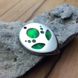 Special model / titanium / abalone