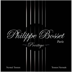 Classical guitar strings, Prestige, normal tension