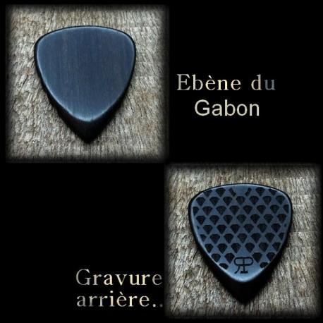 1X Black Ebony of Gabon / 3 models to choose